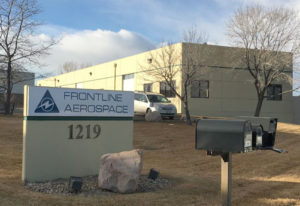 Frontline Aerospace HQ