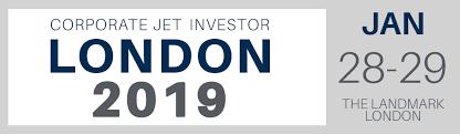 Corporate Jet Investors London 2019
