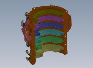 IsoCool Rolls-Royce M250 Gas Turbine retrofit Isothermal Cooling